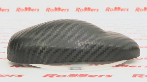 model oklejony folią 3M Scotchprint 1080 SF12 Carbon Black - Czarny Karbon