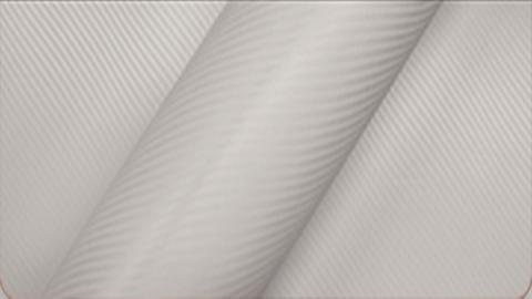podglad na folię Arlon CWC-502CF Carbon Fiber White - Bialy Karbon