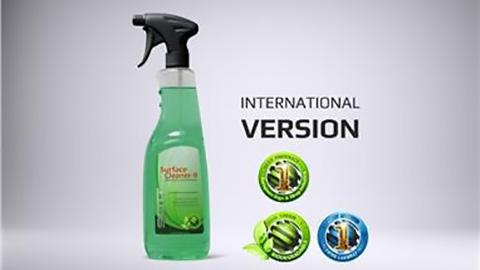 Profesjonalny płyn do czyszczenia i odtłuszczania powierzchni przed oklejaniem.